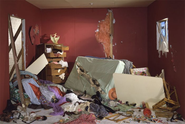 Jeff Wall The Destroyed Room 1978