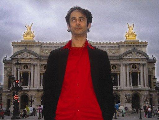 Jérôme Bel portrait