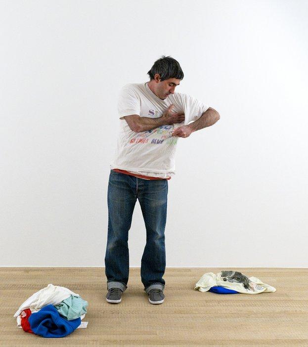 Jérôme Bel, Shirtology 2012
