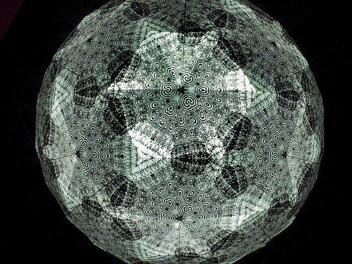 Jim Drain and Ara Peterson Kaleidoscope 2003