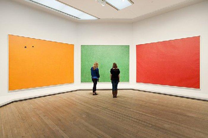 Joan Miro Reunited Mural Paintings