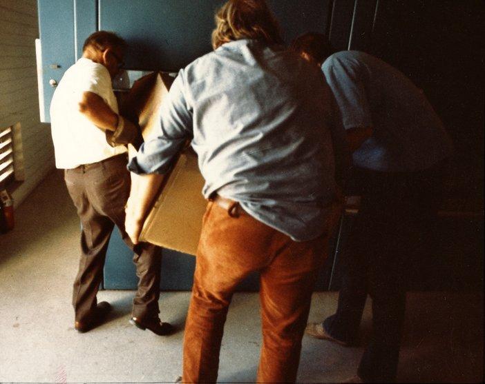 John Baldessari Cremation Project 1970