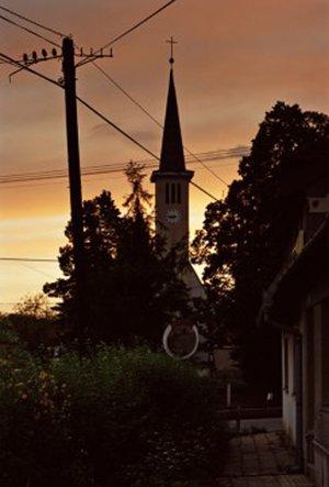 Katerina Seda From Morning Till Night Bedrichovice church
