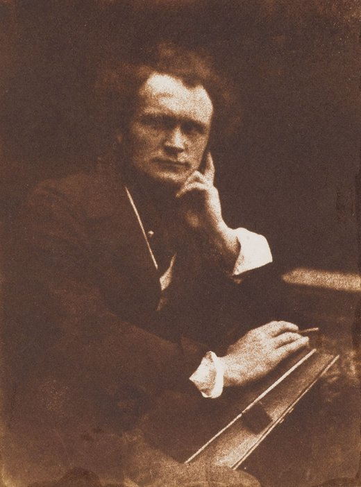 DO Hill and Robert Adamson, Thomas Duncan 1843–4