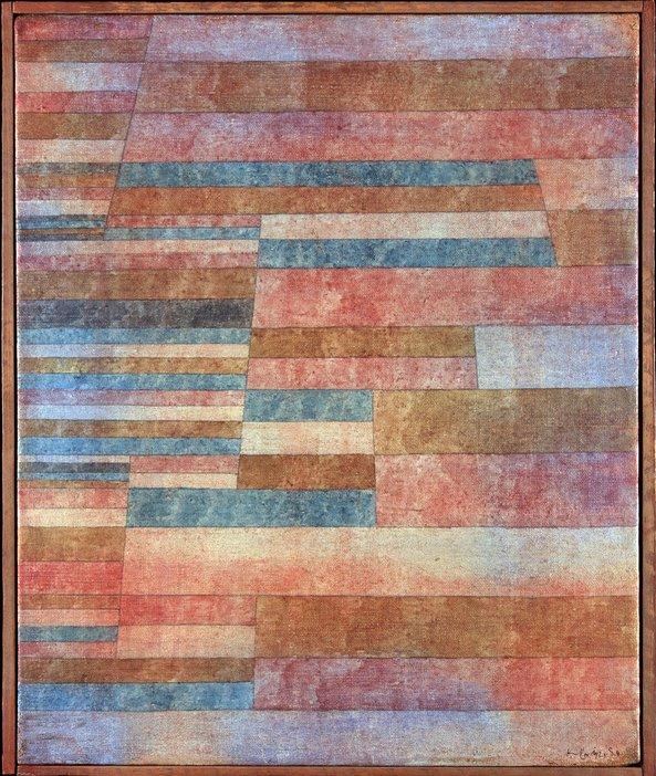 Paul Klee Steps 1929