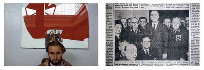 KwieKulick Details of Variants of Red/The Path of Edward Gierek 1971