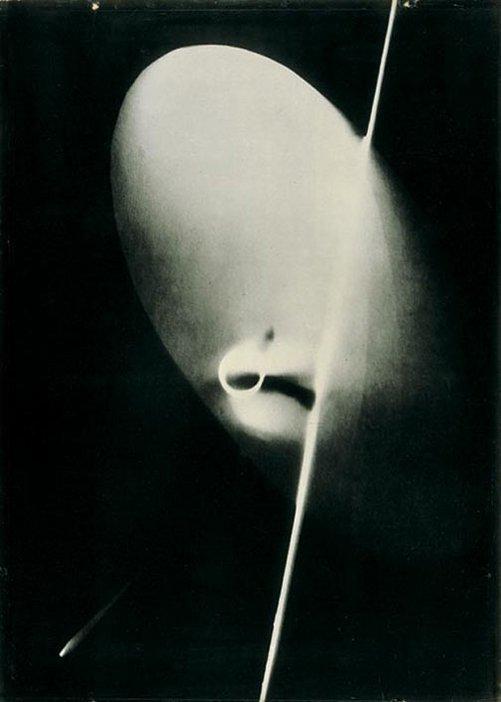László Moholy-Nagy Photogram No.II 1925