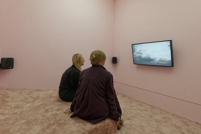 Turner Prize 2013 - Laure Prouvost installation