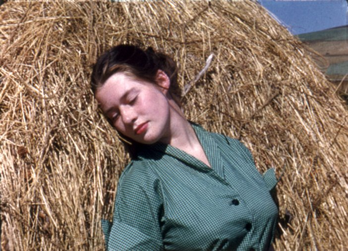 Margaret Tait, The Leaden Echo And The Golden Echo 1955, film still Courtesy the LUX London