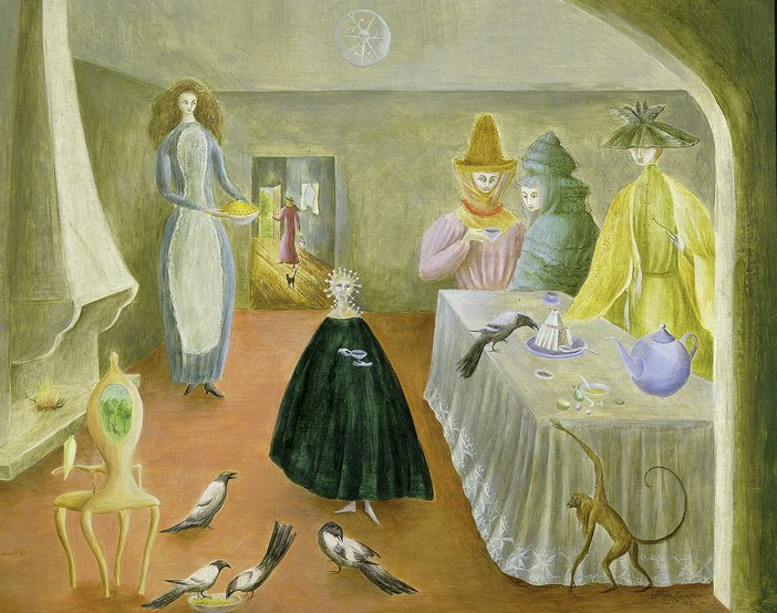 Leonora Carrington, The Old Maids, 1947