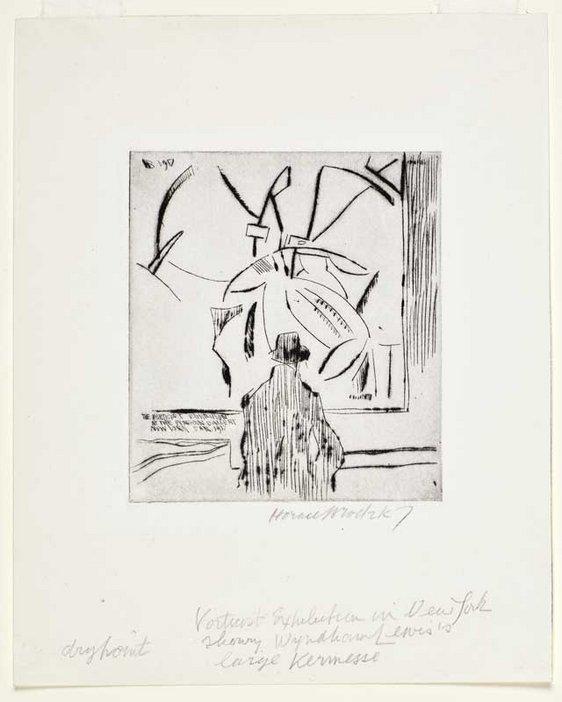 Lost Art: Wyndham Lewis