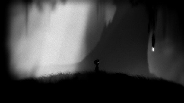 Art direction in video games limbo 1