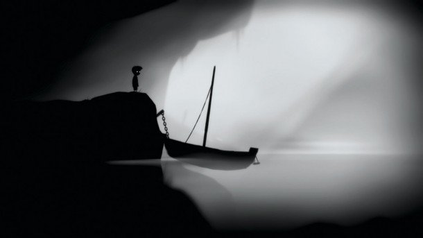 Art direction in video games limbo 2