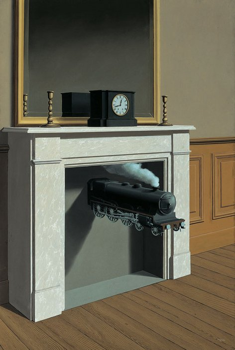 Magritte and Surrealism Time Transfixed