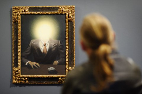 Magritte Tell us what you think Pleasure Principle