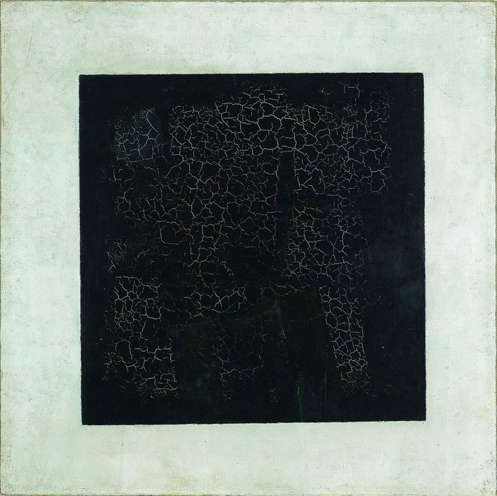 Kazimir Malevich Paintings Five ways to loo...