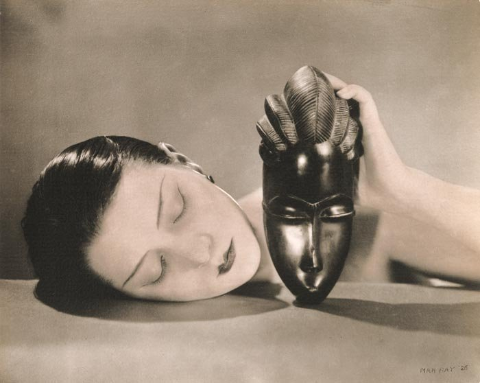 Man Ray Noire and Blanche,1926