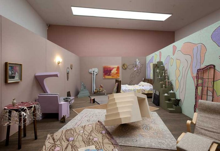 Installation view Marc Camille Chaimowicz 'Jean Cocteau…' 2003–2012