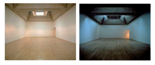 Martin Creed The lights going on and off 2000