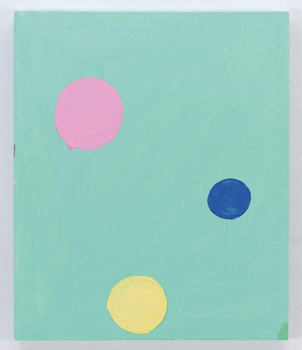 Mary Heilmann Spots