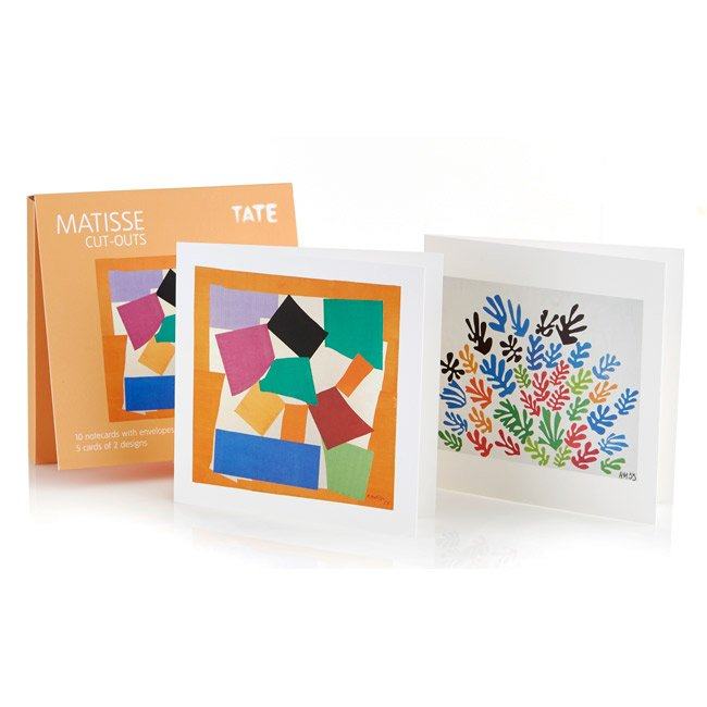 The Snail and The Sheaf notecards (10 cards) Tate online shop