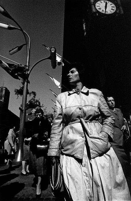 Harry Callahan, Chicago 1961