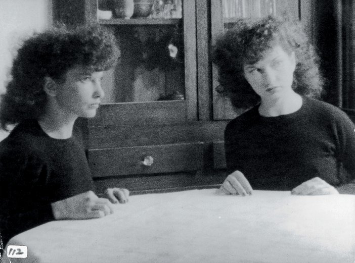 Maya Deren in a still from Meshes of the Afternoon 1943