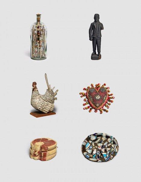 British Folk art objects