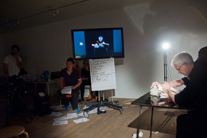 Meiro Koizumi, The Birth of Tragedy, 2013. As part of BMW Tate Live Performance Room, Tate Modern