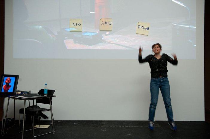 Melanie Gilligan, Untitled 2011
