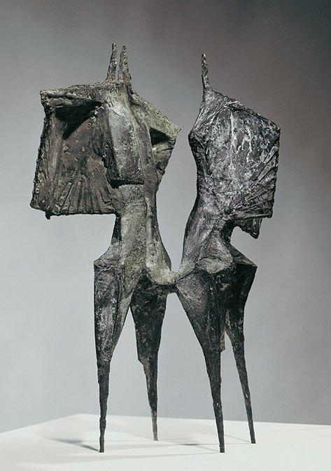 Lynn Chadwick Winged Figures 1955