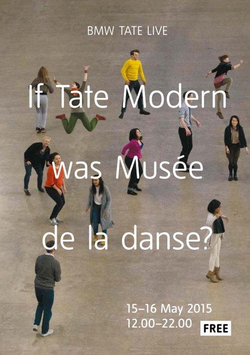 If Tate Modern was Musée de la danse