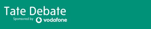 Tate Debate Banner image