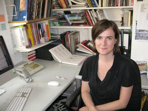Portrait image of Rebecca Fortey