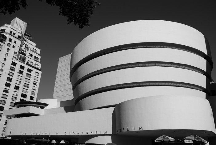 Guggenheim Museum, New York, 2009