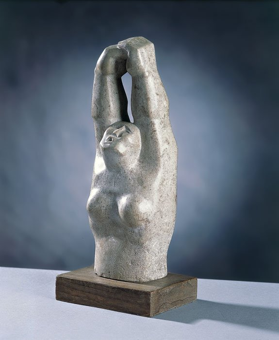 Henry Moore Woman with Upraised Arms 1924–5