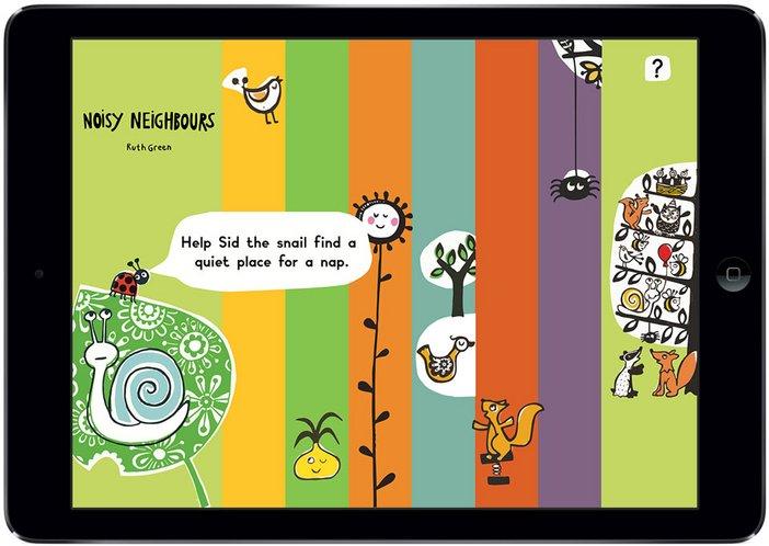 Noisy Neighbours app cover