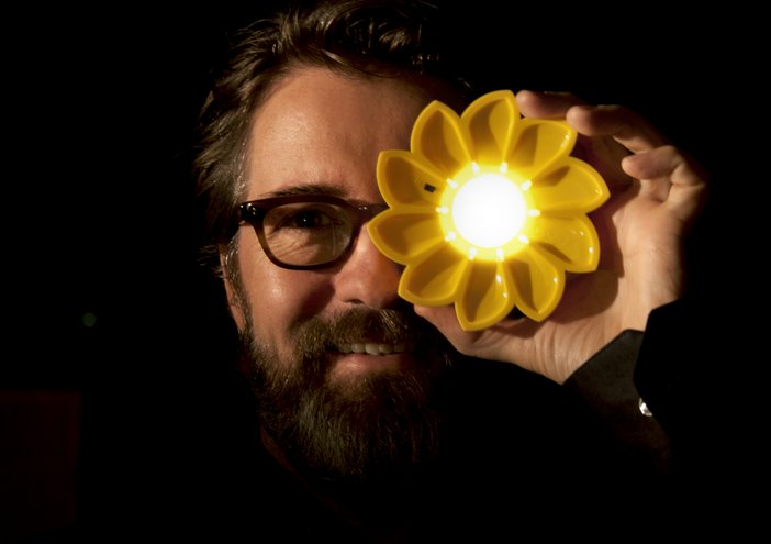 Olafur Eliasson and Frederik Ottesen, Little Sun, 2012