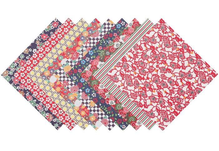 Chiyogami print Origami paper