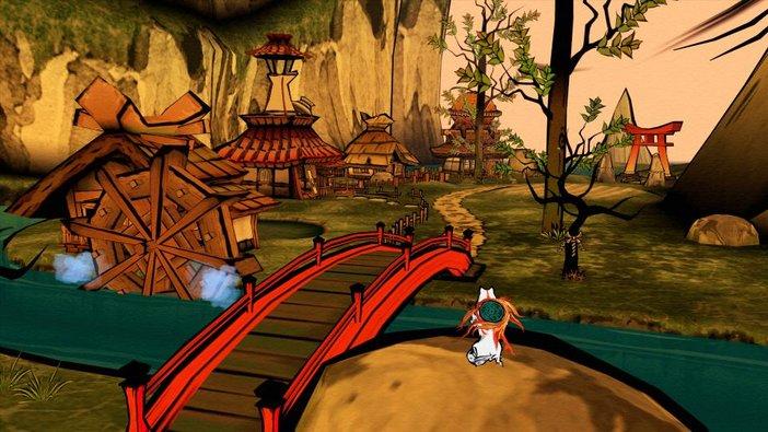 Top 10 Art Direction in Video Games Okami