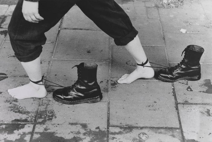 Mona Hatoum Performance Still 1985–95