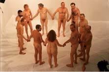 Pawel Althamer, The Dancers 1997 Video still