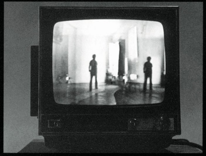 Peter Campus Double Vision 1971 Film still