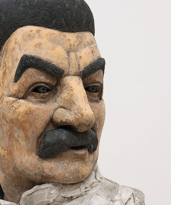 Peter Peri Detail of Stalin I 1942