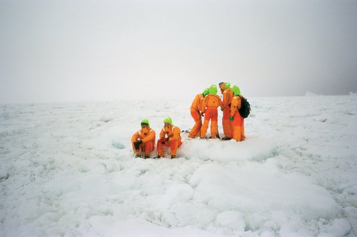 Pierre Huyghe A Journey that wasnt 2005 Film still one