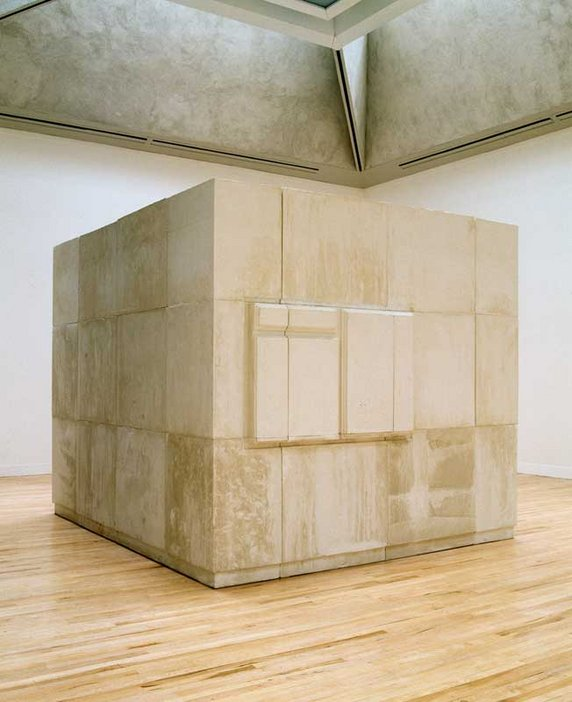 Rachel Whiteread Untitled (Room) 1993