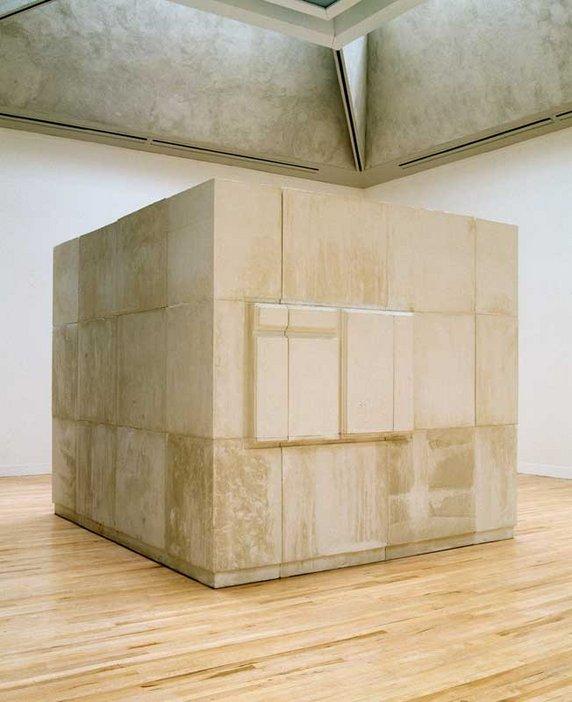 Rachel Whiteread Untitled (Room) 1993