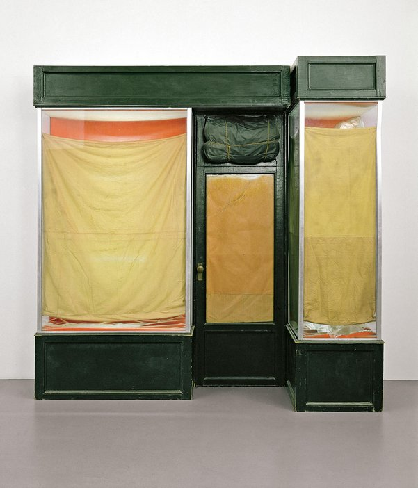 Christo, Store Front 1964
