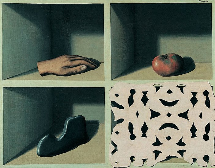 René Magritte One-night Museum 1927
