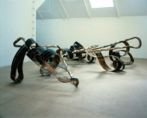 Richard Deacon Out of Order 2003
